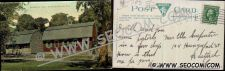 Buy CT Norwich Postcard Old School House & House Norwichtown ct_box4~2345