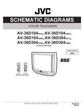 Buy JVC 52112SCH Service Schematics by download #122459