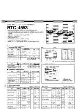 Buy SEMICONDUCTOR DATA RTC62421 423J Manual by download Mauritron #190021