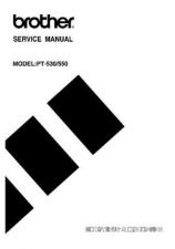 Buy BROTHER PT-9400 PARTS MANUAL Service Manual by download #146347