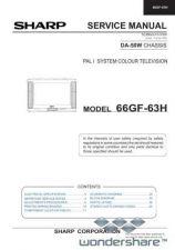 Buy Sharp 66GF63H SM GB(1) Manual.pdf_page_1 by download #178788