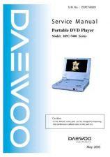 Buy Daewoo OSMP230001 DMP-2300 Servicemanual Manual by download #168700
