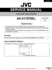 Buy JVC 52011B Service Schematics by download #122180