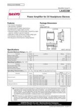 Buy SEMICONDUCTOR DATA LA4533MJ Manual by download Mauritron #188684