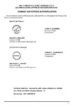 Buy Military FM11-1 AUTH1 Service Schematics by download #156778