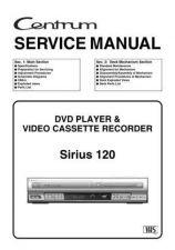 Buy Funai SIRIUS 120 (H9770ED) SERVICE MANUAL Service Schematics by download #162956