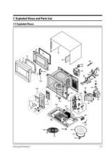 Buy Samsung MW7896W XAA10029110 Manual by download #164859