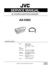Buy AA-V20U86513 Service Schematics by download #130113