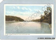 Buy CT Middletown Postcard The Narrows Connecticut River ct_box3~1327