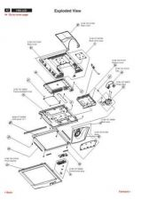 Buy Philips 140S LCD 140SP16 Service Schematics by download #156921