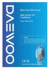Buy DAEWOO SM DSB-F124LH (E) Service Data by download #146573