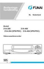 Buy Funai 21A-200(NL) Manual by download #160857