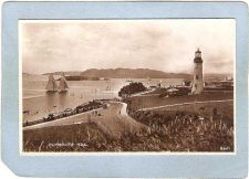 Buy ENG England Lighthouse Postcard Plymouth Hoe Real Photo Postcard lighthous~996