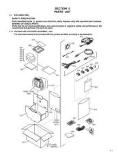 Buy JVC GR-DX75-DX95 PART TECHNICAL DATA by download #130894