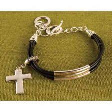 Buy Cross Charm Bracelet
