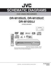 Buy JVC DR-M10SUS sch Service Schematics by download #155496