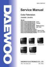 Buy Daewoo DTQ14U5SC CN001N SERVICE MANUAL Manual by download Mauritron #184048