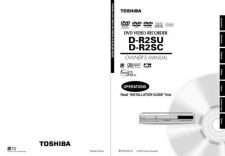 Buy Toshiba EDS3170 FR Manual by download #172001