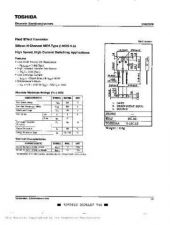 Buy Semiconductor Data 2SK2038 by download Mauritron #195207