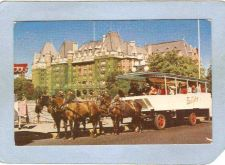 Buy CAN Victoria Postcard The Sight-Seeing Tally Ho can_box1~197
