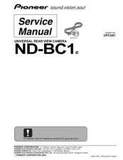 Buy PIONEER C3267 Service Data by download #152917