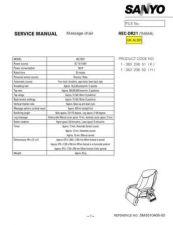 Buy Sanyo HEC-DR21 Manual by download #174420