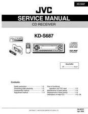 Buy JVC 49737 Service Schematics by download #120947