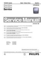 Buy PHILIPS 21PV345 39 Service Data by download #133101