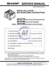 Buy Sharp ARD24-25 PG GB Manual by download #179555