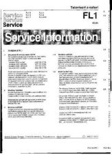 Buy PHILIPS 72720009 Service Data by download #133108