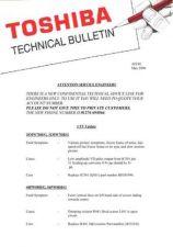 Buy TOSHIBA TECH BULLETIN AH80 by download #132000