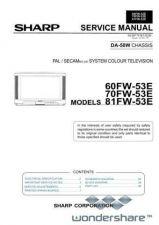 Buy Sharp 601 CD-E705V Manual by download #178720