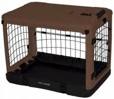 Buy Pet Gear The Other Door Deluxe Steel Dog Crate Large
