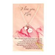 Buy I Love You Mom Necklace