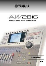 Buy Yamaha AW2816E2 Operating Guide by download Mauritron #204397