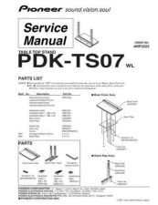 Buy PIONEER A3223 Service Data by download #152443