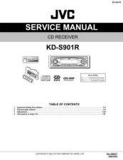 Buy JVC 49821 Service Schematics by download #121407