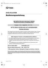 Buy Funai DVP-7001 E6B21ED(CS) 1222 2 Operating Guide by download #162174