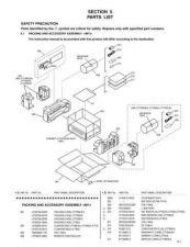 Buy JVC 82818PAR Service Schematics by download #122668