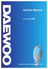Buy DAEWOO SM RL-211 (E) Service Data by download #146942
