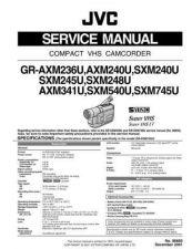 Buy JVC GR-SXM240U CDC-1441 by download #155795