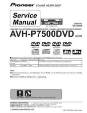 Buy PIONEER C3039 Service Data by download #149146