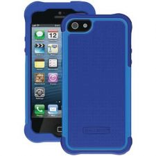 Buy Ballistic Iphone 5 Sg Case (navy Silicone And Navy Tpu And Cobalt Pc)