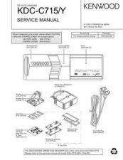 Buy KENWOOD KDC-C665 Y Service Manual by download #148174