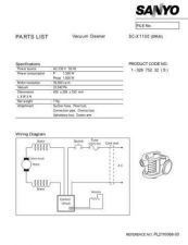 Buy Sanyo SC-X2000 Manual by download #175336