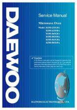 Buy Daewoo R861G0T001(r) Manual by download #168955