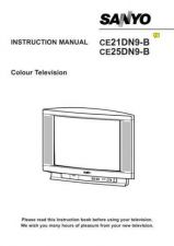 Buy Sanyo CE21DN9- Manual by download #171509