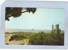Buy DE Cape Henlopen Lighthouse Postcard Harbor Refuge Light lighthouse_box1~112