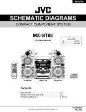 Buy JVC 22048SCH Service Schematics by download #120239