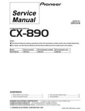 Buy PIONEER C2376 Service Data by download #152596
